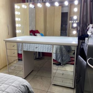 1500 X 500 X 900 11 Drawer mirror drawer vanity